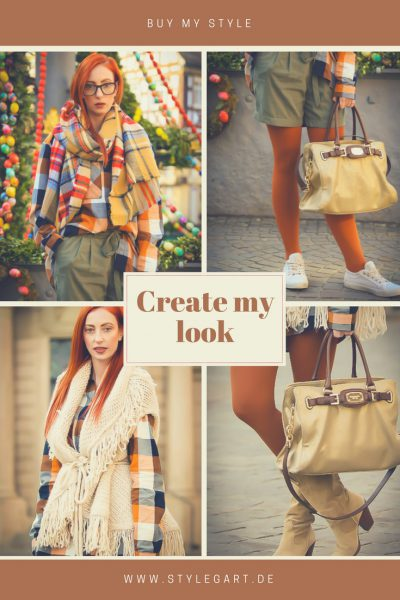 Cover create my style