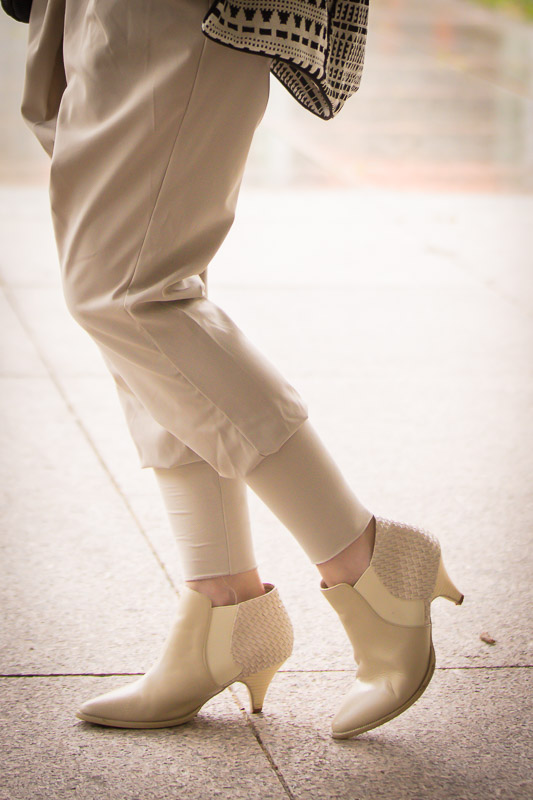 Booties by Heine