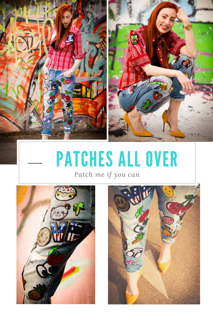 Patches all over by stylegart